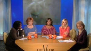 Video: View co-host talk about controversial Sesame Street skit.