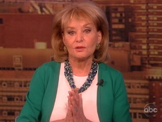 Watch: Barbara Walters Returns: 'I'm Fine and I'm Healthy'