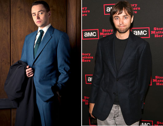 Mad Men Fashion Vincent Kartheiser