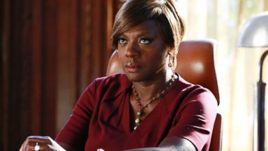 PHOTO: Viola Davis as Annalise on How to Get Away With Murder.