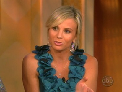 VIDEO: The Views Elisabeth Hasselbeck gives birth to a baby boy.