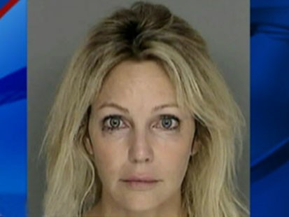 Picture of Heather Locklear.