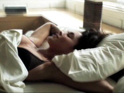 VIDEO: Esquire magazine commissions video of Megan Fox waking up in bed.