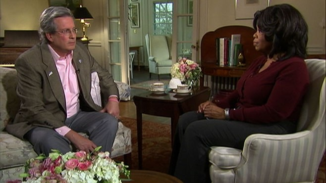 VIDEO: Dr. William Petit talks with Oprah Winfrey about the man who killed his family.