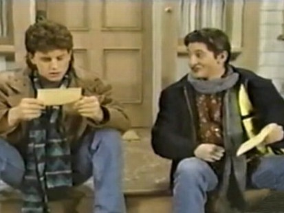 VIDEO: Andrew Koenig, who played Boner on Growing Pains, went missing in Vancouver.