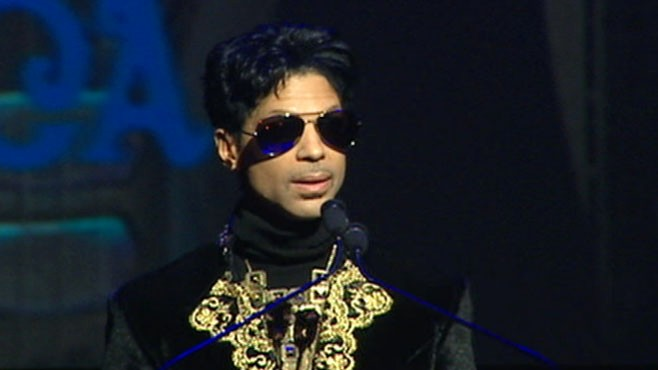 VIDEO: Princes upcoming concerts will feature an all-star musical lineup.