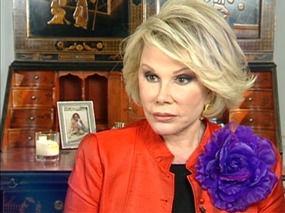 VIDEO: Costa Rican Airport Security Stops Joan Rivers