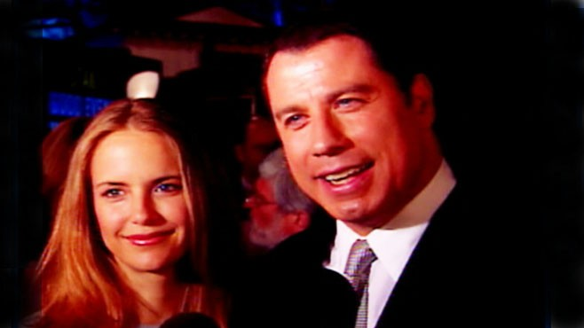 VIDEO: John Travolta and Kelly Preston announce the birth of their son Benjamin.
