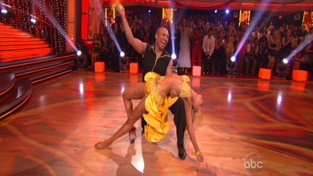 hines ward dwts pictures. Super Bowl MVP Hines Ward