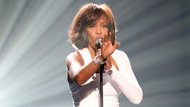 PHOTO: Whitney Houston performs during the American Music Awards, at the NOKIA Theater L.A. Live, in Los Angeles, Calif., Nov. 22, 2009.
