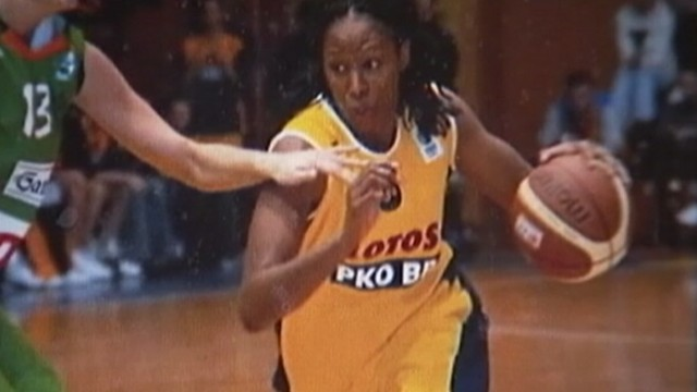 VIDEO: Chamique Holdsclaw allegedly pulled out a gun before attacking her girlfriend.