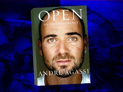 VIDEO: In his new autobiography, Andre Agassi admits to using crystal meth.