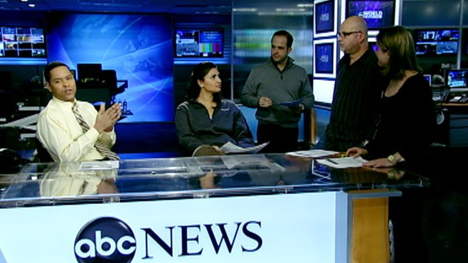 Behind The Scenes Of 'World News Now' Video - ABC News