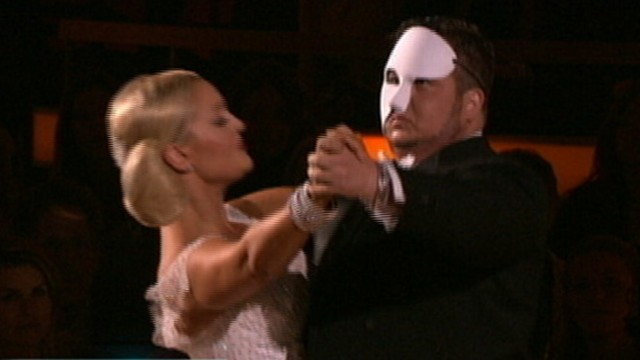 VIDEO: Transgender contestant and his partner Lacey Schwimmer leave the show.
