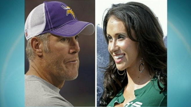 VIDEO: Fox News reports that Brett Favre still denies sending racy photos to Jenn Sterger.