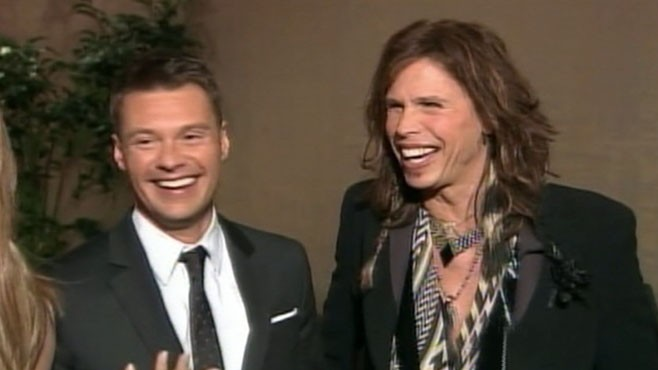 VIDEO: Steven Tyler admits to snorting Lunesta before falling during a concert.