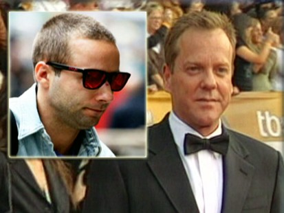 VIDEO: Kiefer Sutherland allegedly attacked fashion designer Jack McCollough.