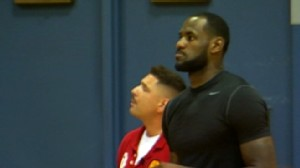 VIDEO: Karen Travers gives a preview of choices for LeBron James next team.