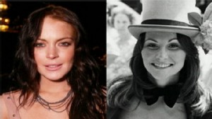 VIDEO: Lindsay Lohan is set to play Linda Lovelace in an upcoming biopic.