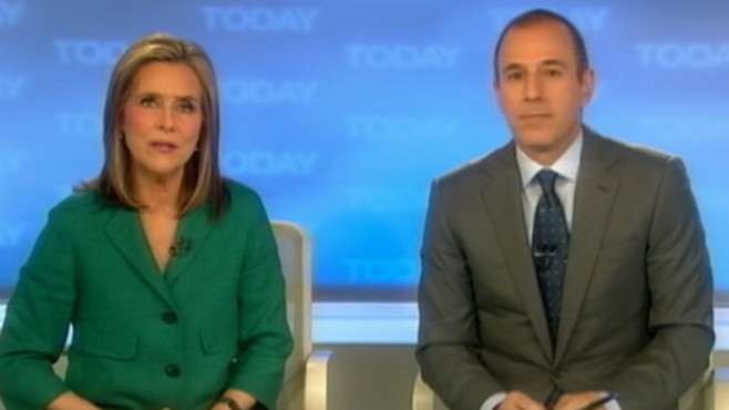 "VIDEO: The ""Today"" show hosts are reportedly moving on from their anchor posts."