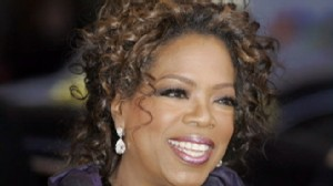 Video: Oprah Winfrey preps for new evening talk show.