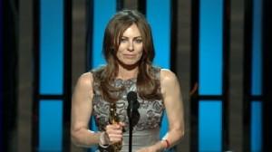 VIDEO: Kathryn Bigelows Hurt Locker wins big at the Academy Awards.