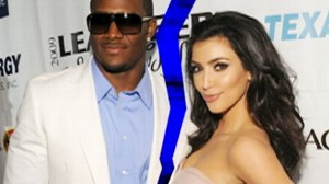 Video:  Kim Kardashian and Reggie Bush call it quits.