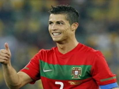 Cristiano Ronaldo As A Baby