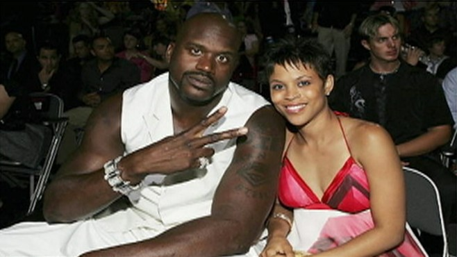 VIDEO: Shaquille Oneals ex-wife says he used their son to threaten her boyfriend.