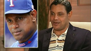 VIDEO: Sammy Sosa says his lighter skin tone comes from a softening cream.