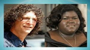 "VIDEO: Howard Stern criticizes Gabourey Sidibe for being a ""fat black chick."""