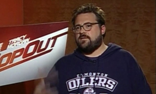 Video: Kevin Smith's run in with Virgin Airlines.