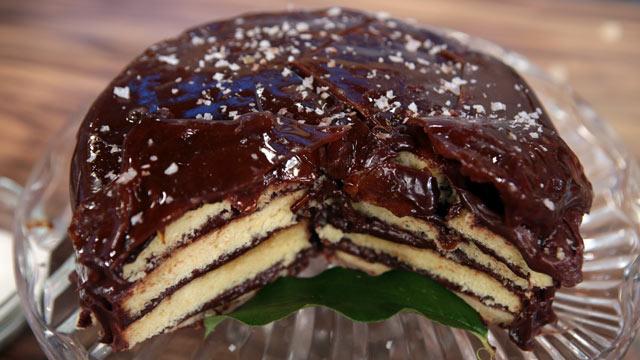 Alex Guarnaschelli Birthday Cake Recipe