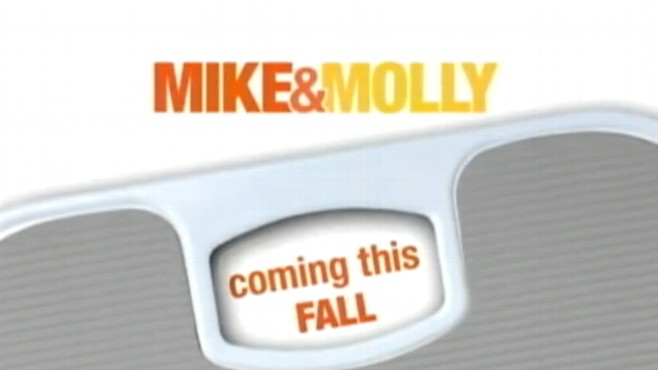 Video: New CBS sitcom, Mike and Molly.