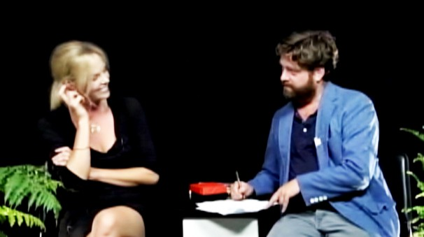 Video: Between Two Ferns with Zach Galifianakis.