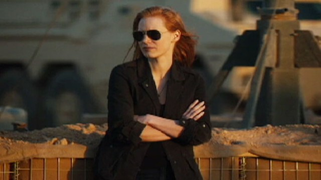 VIDEO: Zero Dark Thirty movie trailer.