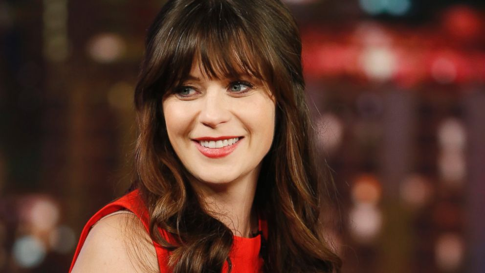 Why Zooey Deschanel Won't Do a Photo Shoot Showing Her ...