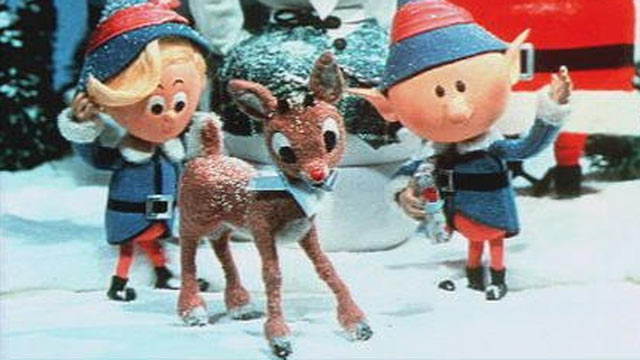 "PHOTO: Does ""Rudolph the Red-Nosed Reindeer"" promote bullying?"