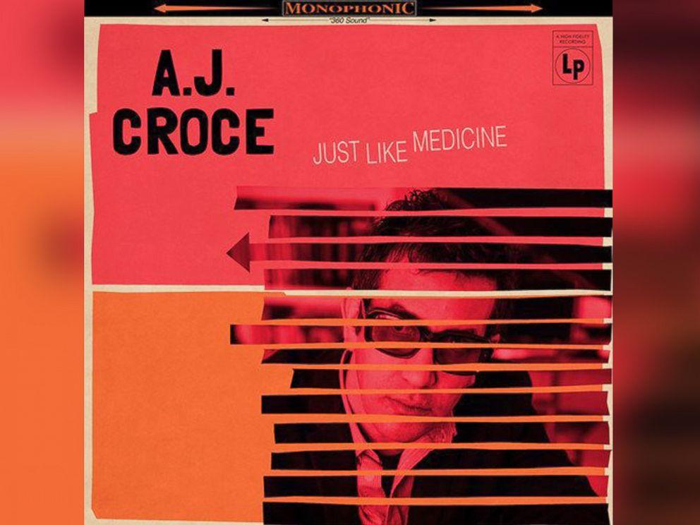 PHOTO: A.J. Croce - Just LIke Medicine