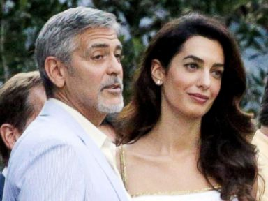 George and Amal Clooney Raise Money for a Good Cause