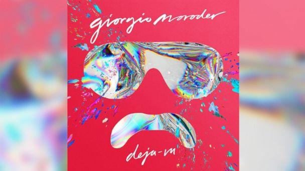 """PHOTO: Giorgio Moroder """"Deja Vu"""""""