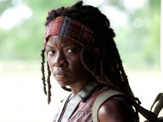 Meet 'Walking Dead' Star Danai Gurira