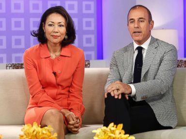 Ann Curry on Matt Lauer: 'I am not surprised by the allegations'