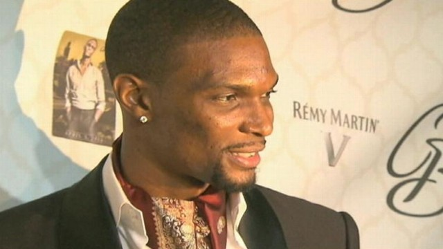 VIDEO: Thieves took $340,000 worth of jewelry and cash from home of Miami Heats Chris Bosh.