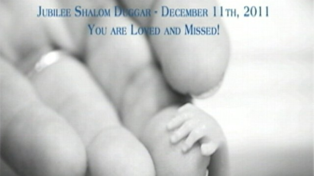 VIDEO: Reality TV mom releases audio message to her stillborn baby on familys website.
