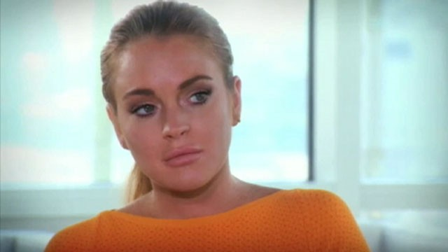 VIDEO: Oprah Winfreys interview with Lindsay Lohan will air on August 18.