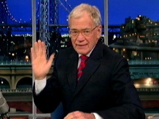 Watch: David Letterman Performs to Empty Theater