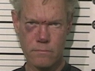 Watch: Randy Travis Charged With DWI in Texas