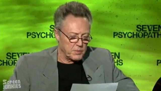 VIDEO: Christopher Walken reads lines from Here Comes Honey Boo Boo.