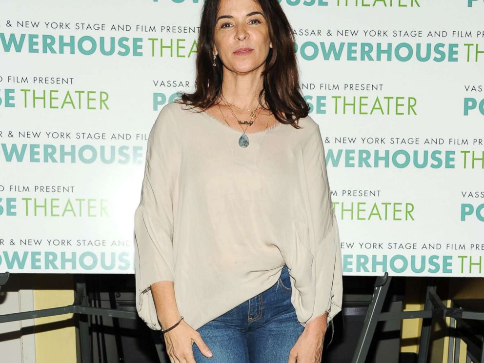 PHOTO: Annabella Sciorra attends New York Stage and Films 2013 Season Launch on June 4, 2013, in New York City.